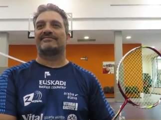 Roberto Galdós, parabádminton