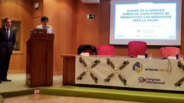Congreso Internacional de Nutrición, Alimentación y Dietética