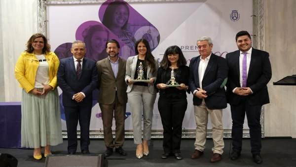 Resultado de imagen de El Cabildo reconoce el trabajo de las empresas y entidades sociales en igualdad de oportunidades