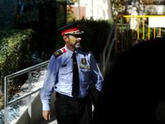 Lamela envía a juicio a Trapero y a la cúpula de los Mossos d'Esquadra