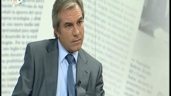 Máximo Caturla en una imagen de archivo