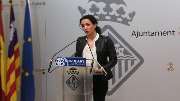 Lourdes Boch, regidora del PP en Cort