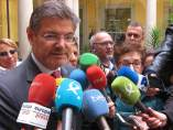 Rafael Catalá, ministro de Jusiticia