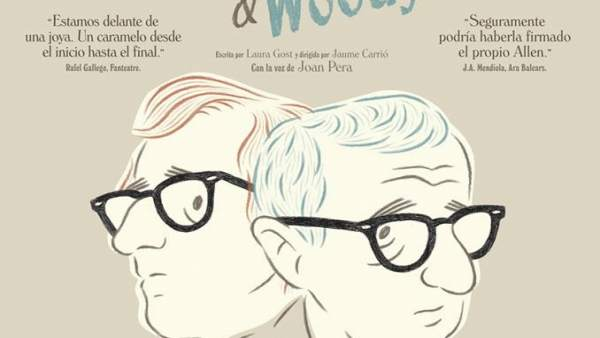 Cartel de 'Woody & Woody'