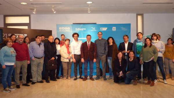 Presentación progamación cultural de Diputación