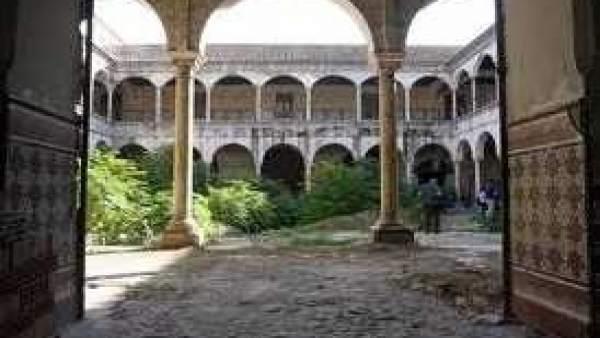 Convento de la trinidad málaga abandono