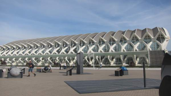 Museo Príncipe Felipe de la Ciudad de las Artes y las Ciencias
