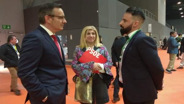 Conesa y Alarcón, en Alimentaria 2018
