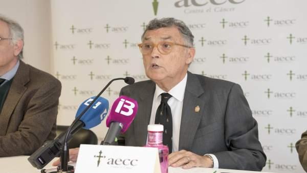 Presentación de las ayudas de AECC Baleares