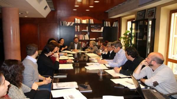 Comisión de Coordinación Municipal para la Infancia y la Adolescencia