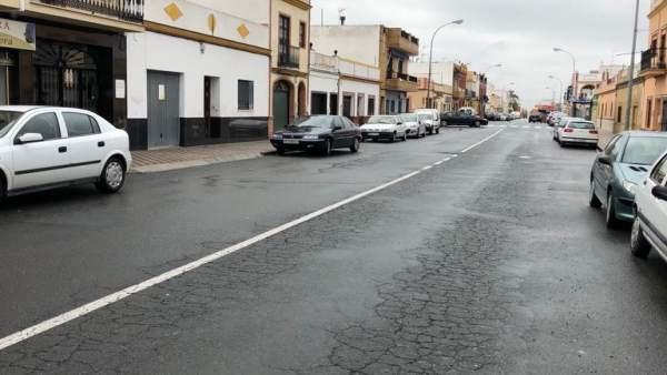 Calle de Alcalá de Guadaíra