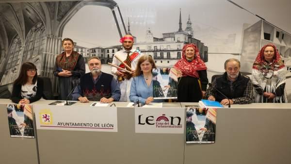 Presentación del programa del II Encuentro de Etnografía.