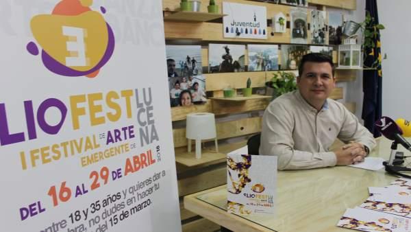 Adame presenta la primera edición de 'Eliofest'
