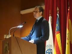 El expresidente de la Generalitat valenciana Eduardo Zaplana