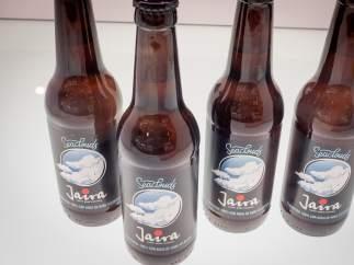 Cerveza con agua de nubes