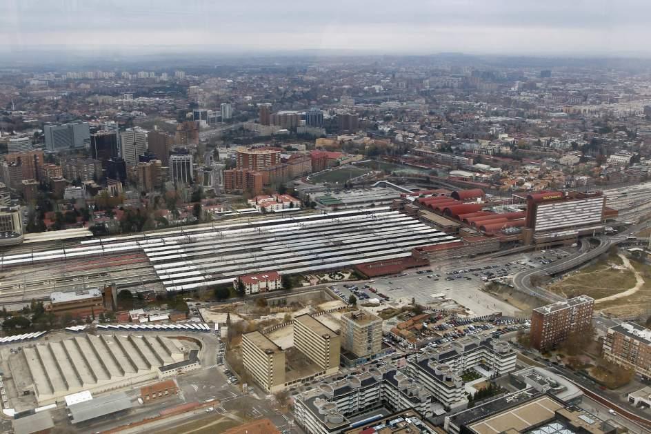'Madrid Nuevo Norte'. El ministro de Fomento anuncia el acuerdo para comenzar a tramitar el proyecto 'Madrid Nuevo Norte'.