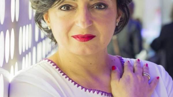 La catedrática de Trabajo Social y Servicios Sociales Yolanda de la Fuente.