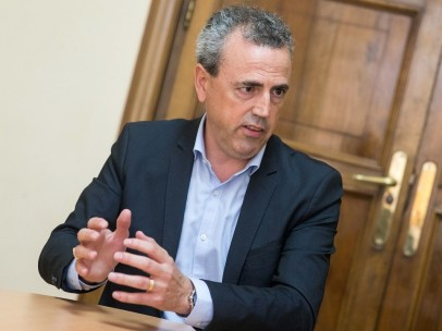 Fernando Móner, presidente de CECU
