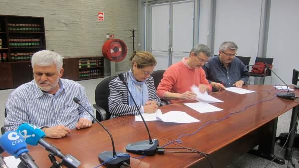 Junta y sindicatos firman el acuerdo sobre el nivel 1 de la Carrera Profesional