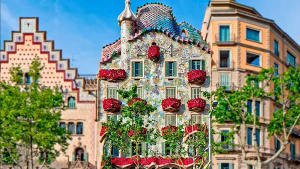 Casa Batlló Sant Jordi.