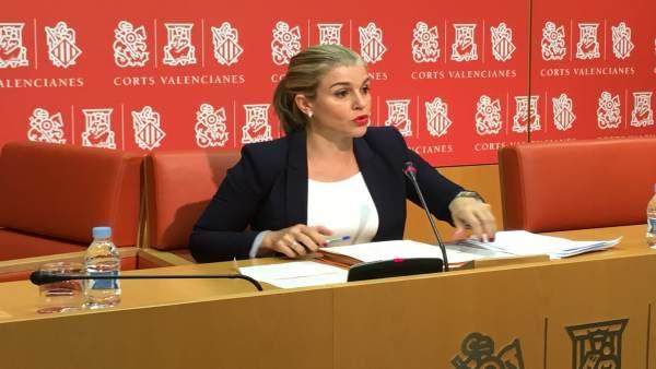 Eva Ortiz  en una imagen de archivo