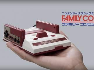 Nintendo Classic Mini: Family Computer.