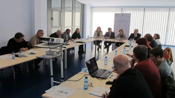 Reunión proyecto ICI