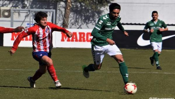 Lassad Nouioui, jugador del CD Toledo