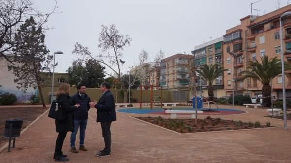 Paterna Pone En Marcha Un Plan De Renovación De Sus 70 Parques Infantiles