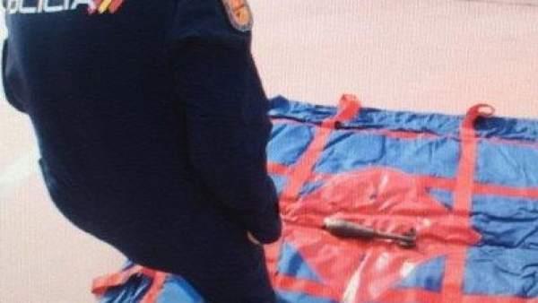 Localitzen una granada de morter de la Guerra Civil quan netejaven una vivenda a Alacant