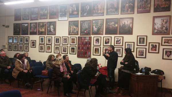 Presentación del proyecto Candela