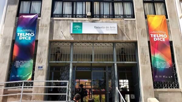 Escuela de Arte de San Telmo Cs pide ayuda a diputación