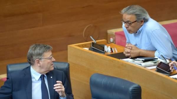 """Mata (PSPV): """"Ací ningú ha pressionat la policia ni moltíssim menys els jutges, és una investigació impoluta"""""""