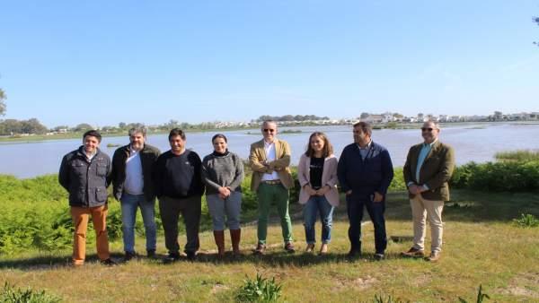Presentación de la Saca de las Yeguas para Doñana Natural Life.