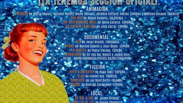 Sección Oficial Festival Corto de Ciudad Real
