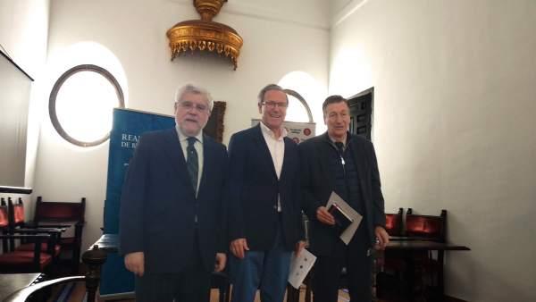 Presentación Premios Málaga 2018.