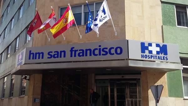 Hospital HM San Francisco. Imagen de archivo