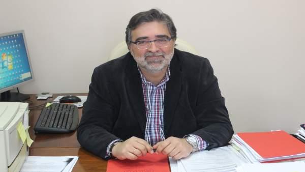 Juan carlos Márquez concejal de economía y hacienda de velez