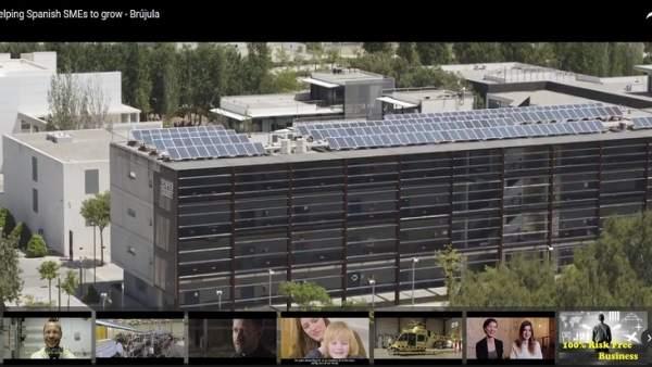 Imagen de la empresa Brújula con sede en el Parc Bit