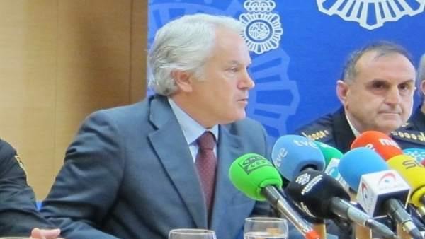 Agustín Muñoz, subdelegado del Gobierno en Cádiz