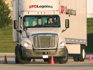 trabajador  XPO