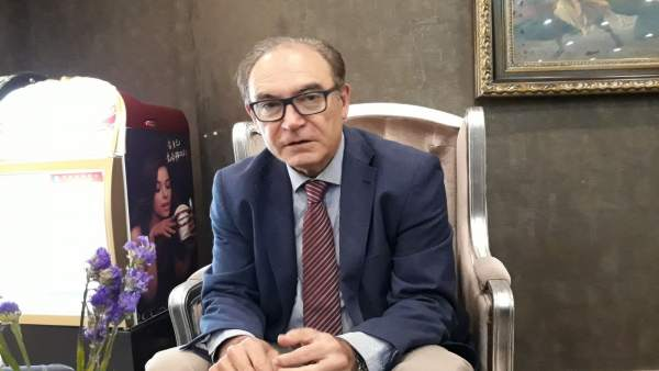 Vicente Nomdedeu, presidente de Ascer