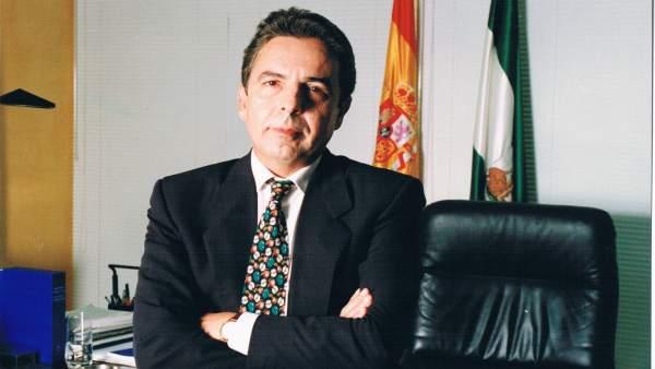 El periodista Joaquín Marín Alarcón