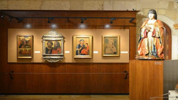 Sacristía-museo de la Capilla Real