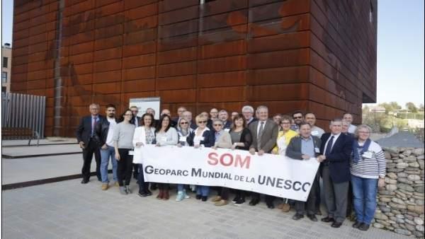La asociación del geoparque ha celebrado la decisión de la Unesco