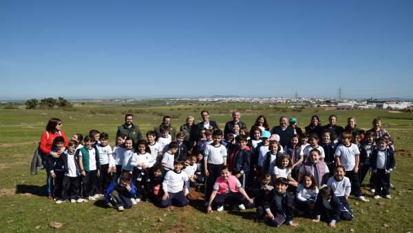 Participantes en 'El Dehesafio'
