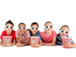 Dejar que tus hijos vean cualquier película