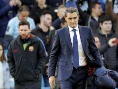 Duras críticas a Valverde por las rotaciones ante el Celta