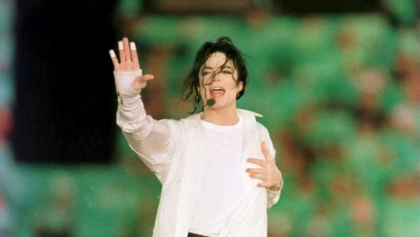 Michael Jackson ('Rock Your Body')