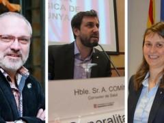 Exconsellers huidos en Bélgica